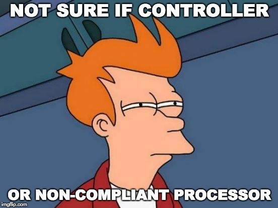 Not sure if Controller or non-compliant Processor